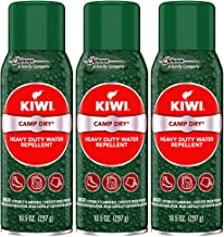 Kiwi Camp Dry Heavy Duty Water Repellent (3-10.5 oz cans)