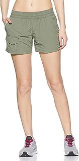 "Columbia Women's Silver Ridge Pull On Shorts, Cypress, X-Large x 4"""