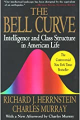 The Bell Curve: Intelligence and Class Structure in American Life (A Free Press Paperbacks Book) Kindle Edition