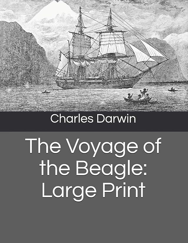 生態学一貫性のない緩むThe Voyage of the Beagle: Large Print