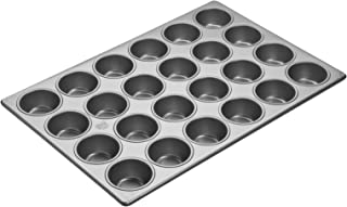 Commercial Bakeware Regular Muffin Pan, 24-Cup