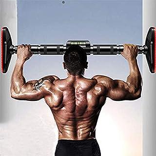 DOS ON - Barra de dominadas para el hogar, equipo de fitness telescópico, dominadas de interior, barras horizontales, barr...