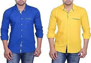 La Milano Premium Plain Shirt for Men