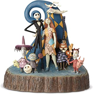 Enesco Disney Traditions by Jim Shore Nightmare Before Christmas Carved by Heart Figurine 8