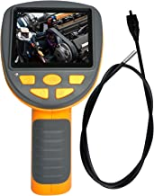1m Cable Industrial Video Inspection Borescope 3.5 Endoscope with 3.9mm Camera