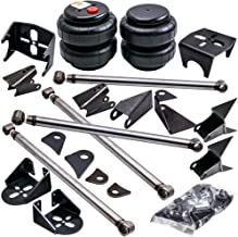 Waverspeed 4 Link Suspension Kits, Universal Rear Weld-On Triangulated 4 Link Suspension Kits