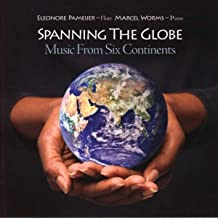 Spanning the Globe: Music from Six Continents