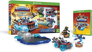 Best Skylanders SuperChargers Starter Pack - Xbox One Review