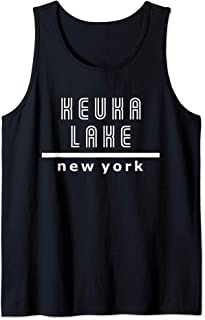 Keuka Lake New York Souvenir Gift Tank Top