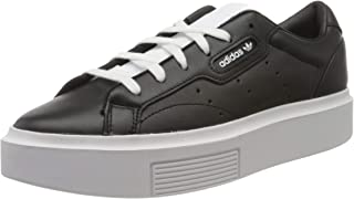 adidas Sleek Super Womens Sneakers Black