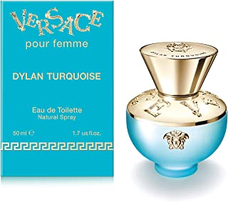 Versace - Unisex Perfumes - Parfums - DYLAN TURQUOISE edt spray 50 ml