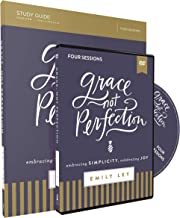 Grace, Not Perfection Study Guide with DVD: Embracing Simplicity, Celebrating Joy