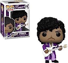 Rockko Pop Rocks: Prince - شکل کلکسیونی باران بنفش ، چند رنگ