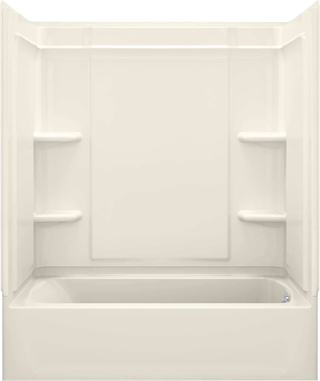 Free shipping STERLING a KOHLER Company 71320120-96 33.25-In Limited time cheap sale 60.25 Ensemble X