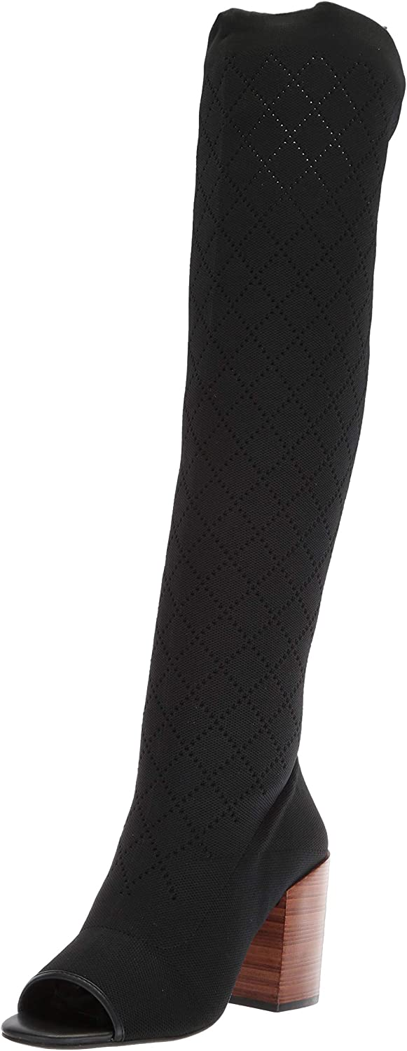 Kelsi Dagger Brooklyn Womens Mabel Over The Knee Boot