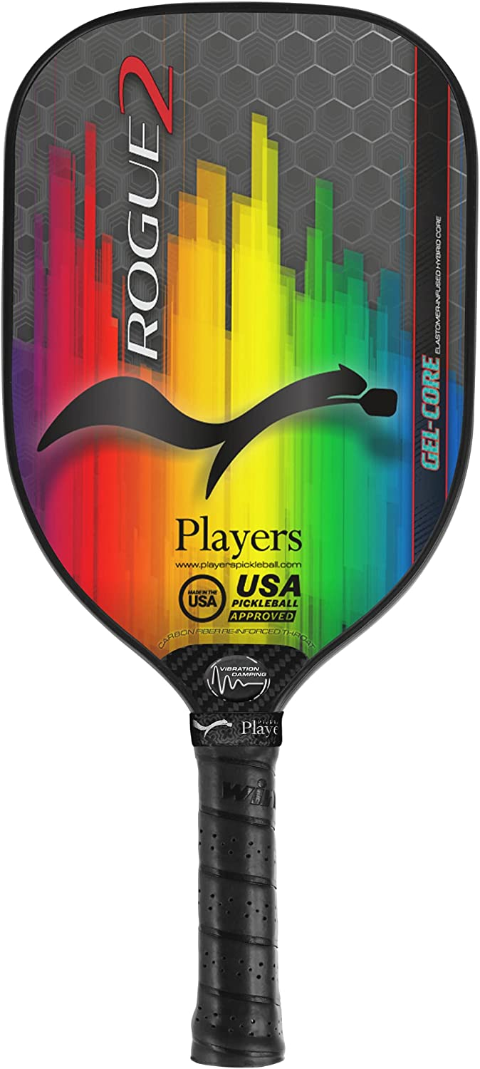 Rogue2 Second Oakland Al sold out. Mall Generation Gel-Core Paddle Pickleba Pickleball USA