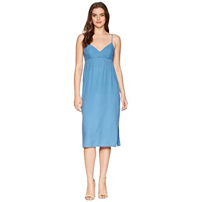 Splendid Double Layer Cami Dress (Medium Wash) Women