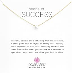 Pearls Of Success Necklace 16""