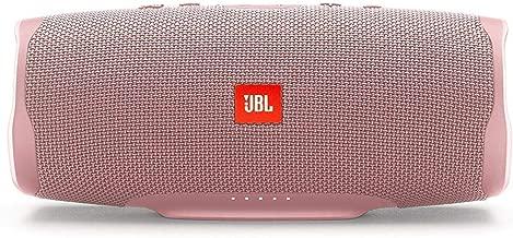 JBL Charge 4 Waterproof Portable Bluetooth Speaker- Pink