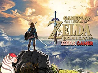 Clip: The Legend of Zelda: Breath of the Wild Gameplay - Zebra Gamer