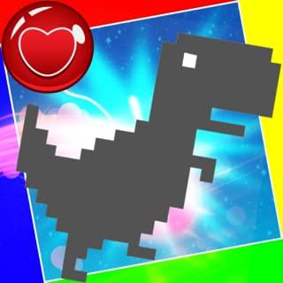 Dino T-Rex Super - Chrome Game