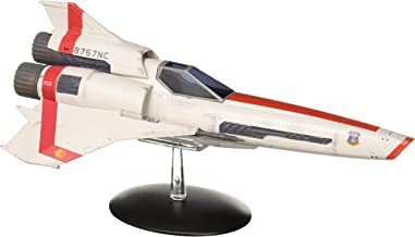 Eaglemoss Battlestar Galactica Ships Viper MK II with Collector Magazine, Multicolor