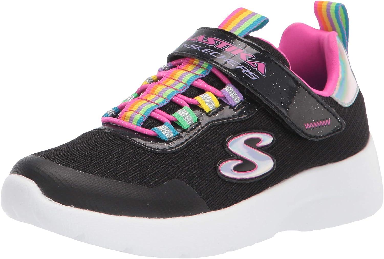 Skechers Sale price Unisex-Child Sport Light Machine New product Weight Washabl Girls
