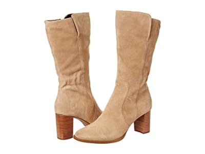 Born Ellen (Natural Suede) Women