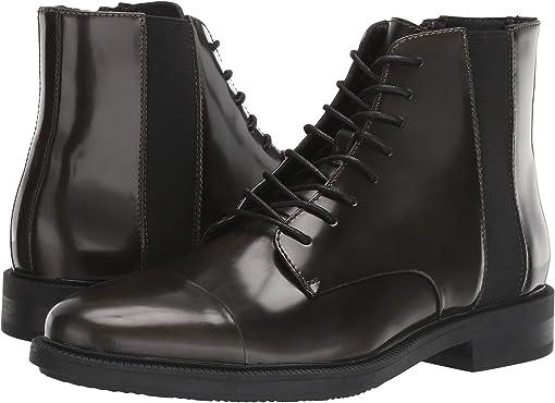 Camouflage/Black Brush-Off Box Leather
