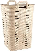 QUTU Q-Bucket Basket - Cream, H 41 cm x W 65 cm x D 41 cm
