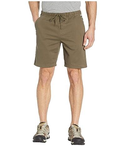 Prana Sanger Camp Shorts (Slate Green) Men