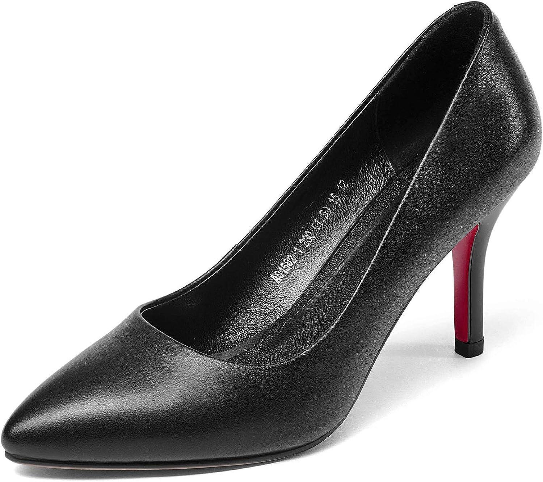 SERAPH A01557 Damen Stiletto High Heels Spitzschuh Spitzschuh Spitzschuh Pumps Smart Office Arbeitsschuhe  4cabd7