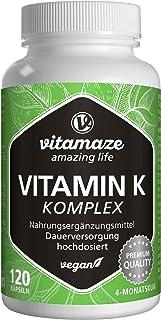 Vitamina K Complejo