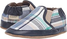 Liam Plaid Soft Sole (Infant/Toddler)