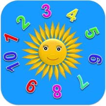 Number in English from 1 to 10
