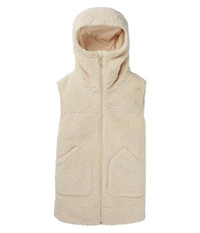 Burton Minxy Vest (Creme Brulee Sherpa) Women