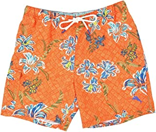 Tommy Bahama Naples Tahitian Etch Swim Suit