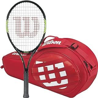 Wilson Blade Team Junior Tennis Racquet Bundled with a Child's Tennis Bag