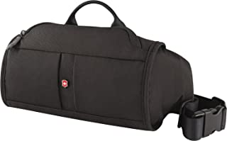 Victorinox Lumbar Pack with RFID Protection, Black, One Size