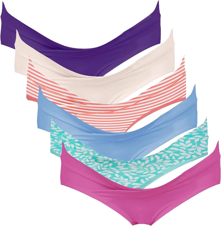 Intimate Portal Maternity Underwear Under the Bump Pregnancy Postpartum Bikinis Panties