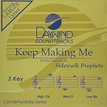 Keep Making Me Daywind Soundtracks