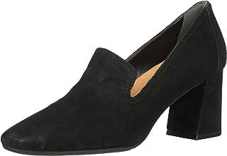 حذاء هاي أونر بمضخة للنساء من أيروسولس, (Black Suede), 37 EU
