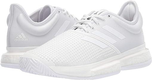 White/White/Core Black