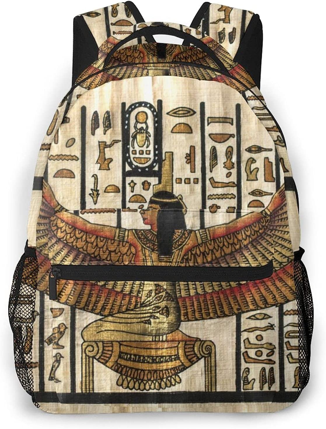 Egyptian Ancient Parchment Culture Discount mail order Vintage For Backpack latest Mens Wom