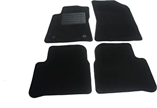 CITROEN C4 SERIE 1 TAPPETI AUTO tappetini posteriori uniti 4block 3decori