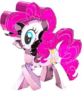 My Little Pony Fascinations Metal Earth Pinkie Pie 3D Metal Model Kit