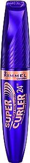 Rimmel Super Curler Mascara, Extreme Black, 0.400 Fluid Ounce