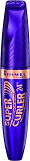 RIMMEL LONDON 24HR Supercurler Mascara - Extreme Black