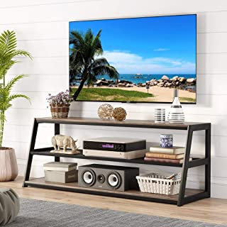 Tribesigns TV Stand, Industrial Media Stand for 60