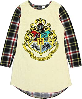 Harry Potter Hogwarts School of Magic Minky Sleep Shirt Pajama Top